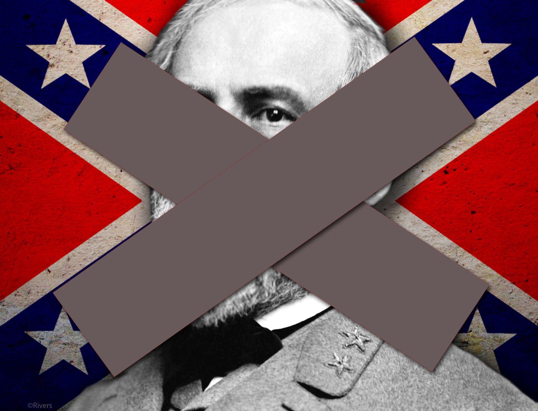 Confederates Weren't Patriots— They Were Traitors