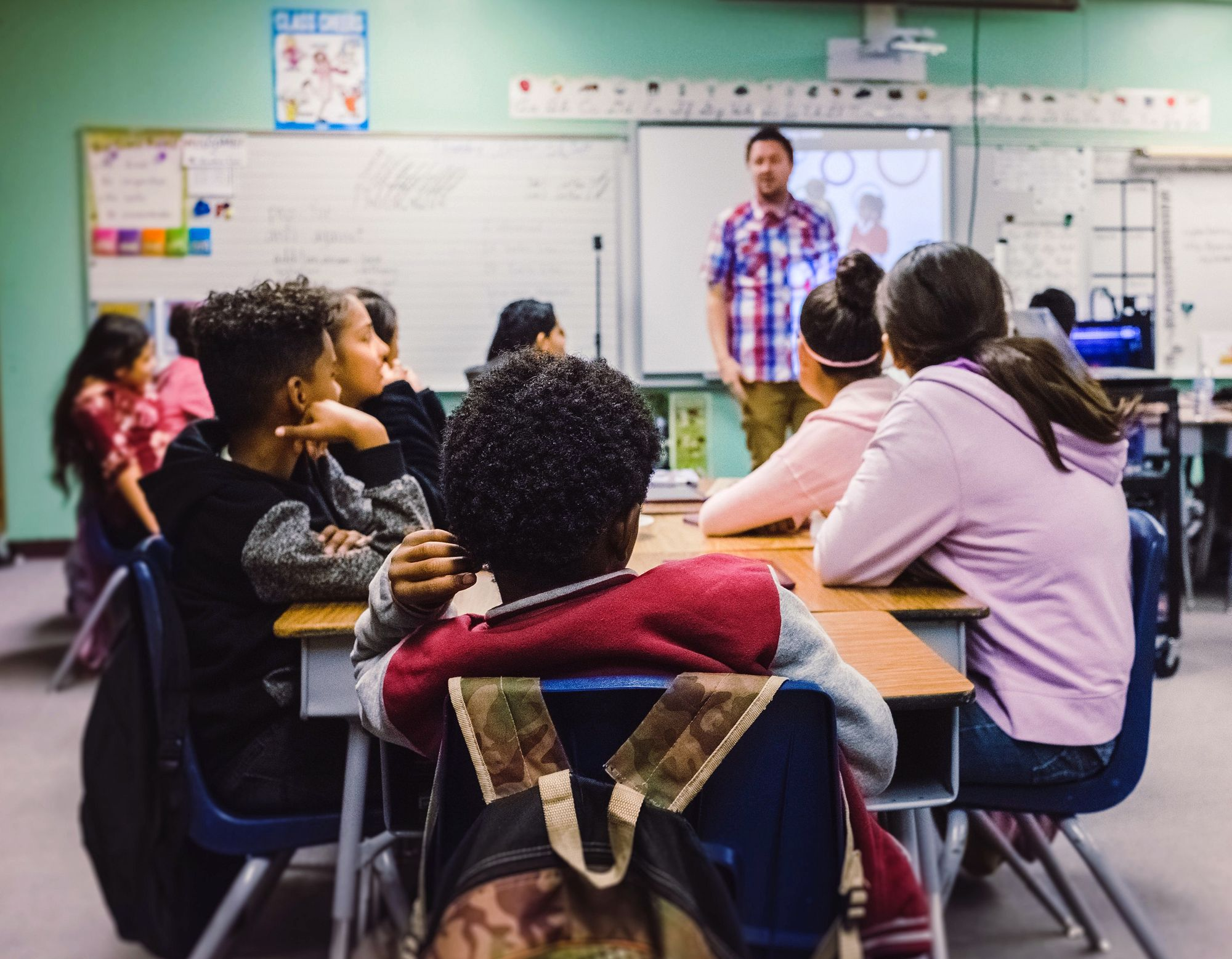 How Barriers to Getting an Education Almost Ruined My Children's Future